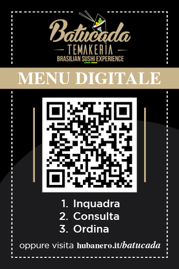 qr card ristorante menu digitale con codice dinamico
