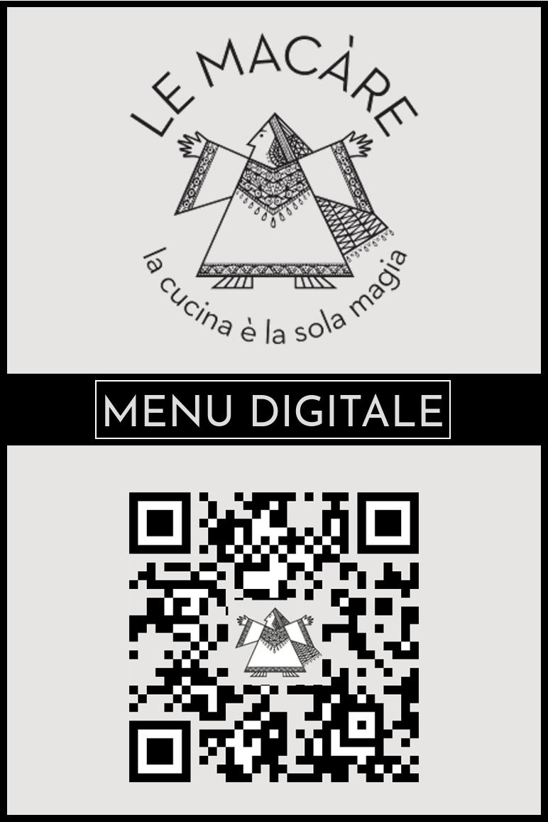 lemacare QR CODE menu digitale hubanero ristorante alezio facebook instagram