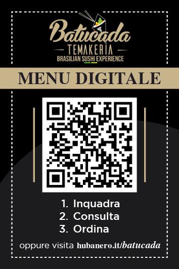 menu digitale hubanero qr cards e qr code dinamico